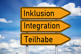 Inklusion-Integration-Teilhabe